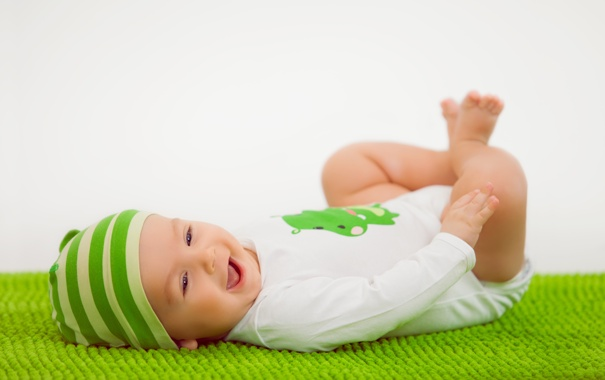 как одевать ребенка весной