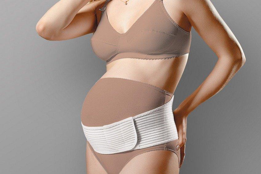 Как правильно носить бандаж для беременных универсальный