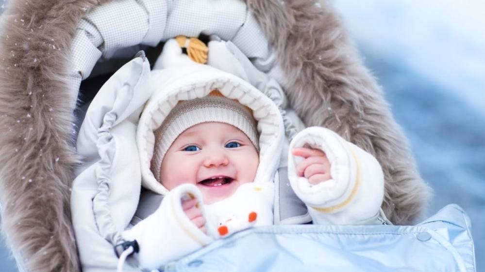 Правила прогулок с новорожденными