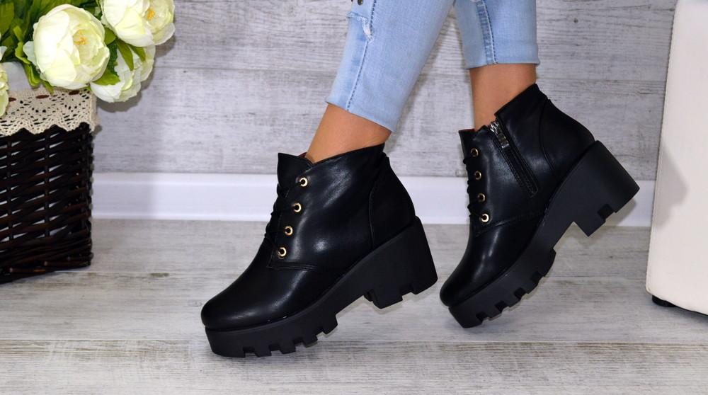 Ботинки: универсальный вариант