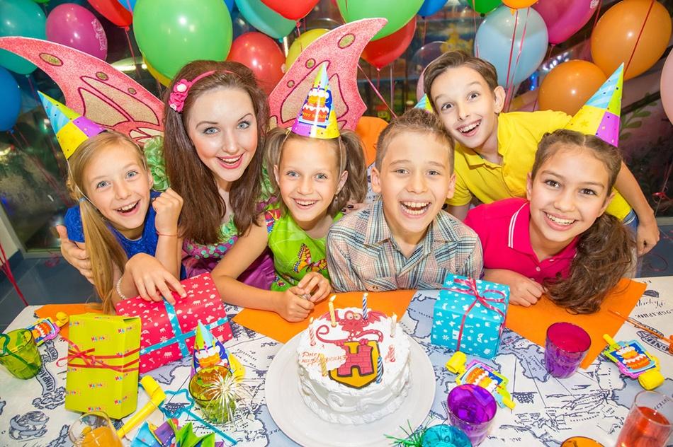 Если вы приглашены на детский день рождения