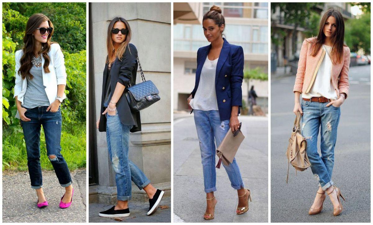 Какая обувь подходит под джинсы разных фасонов