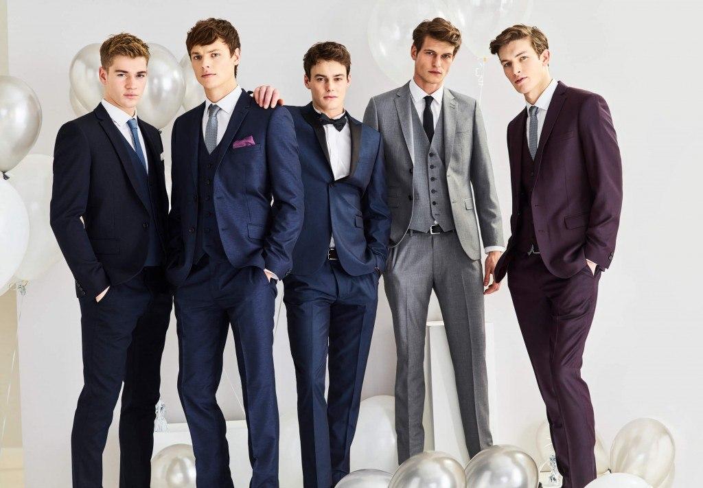 Как красиво одеться на выпускной парню: лучшие советы от стилиста