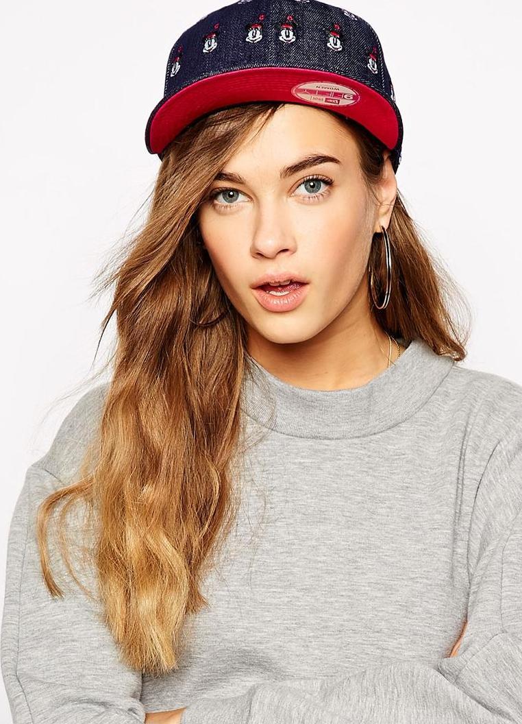 Как носить кепку