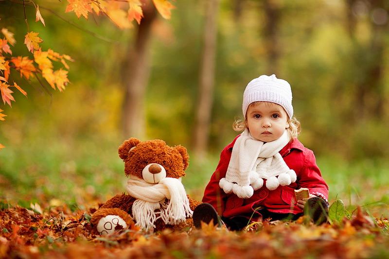 Как одевать ребенка до года