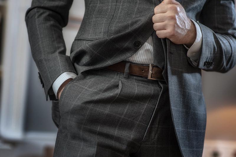 Модные тренды мужских ремней 2018 года