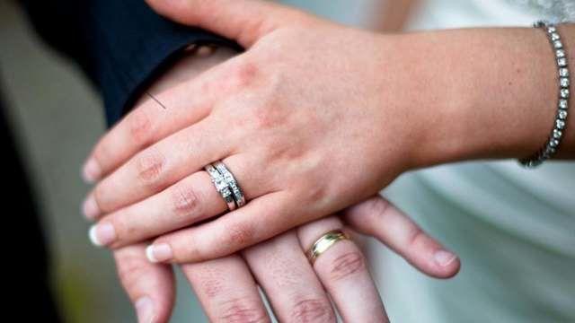 На какой руке носят обручальный перстень люди разных религий