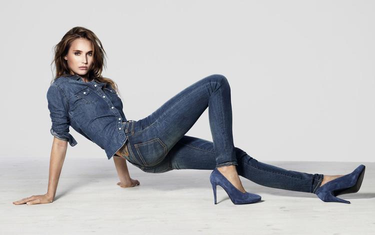 Новый взгляд на джинсы