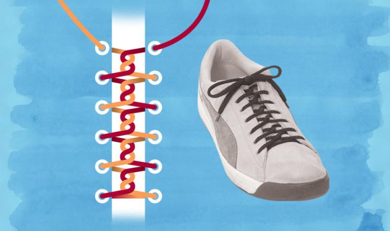 Обратная шнуровка