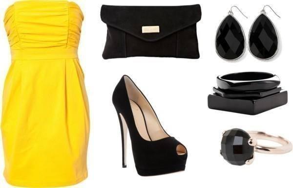 Обувь и аксессуары для похода в клуб