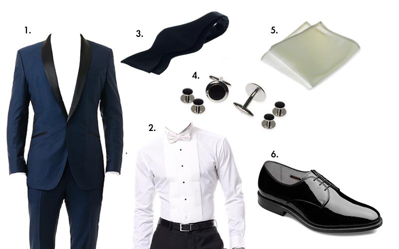 Общие правила: что одеть на свадьбу мужчине