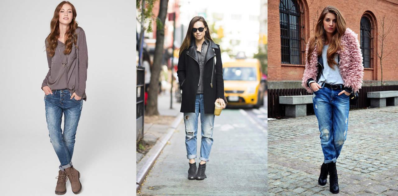 Общие рекомендации по подбору обуви к джинсам