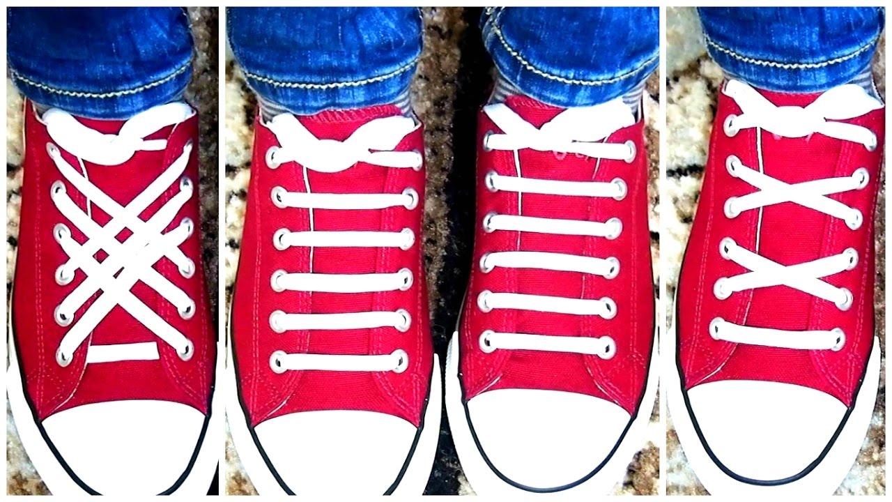 Особенности шнурков для обуви