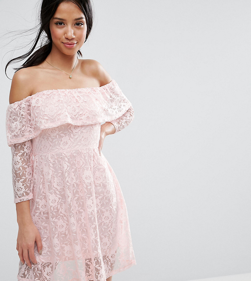 Платье с открытымиплечами