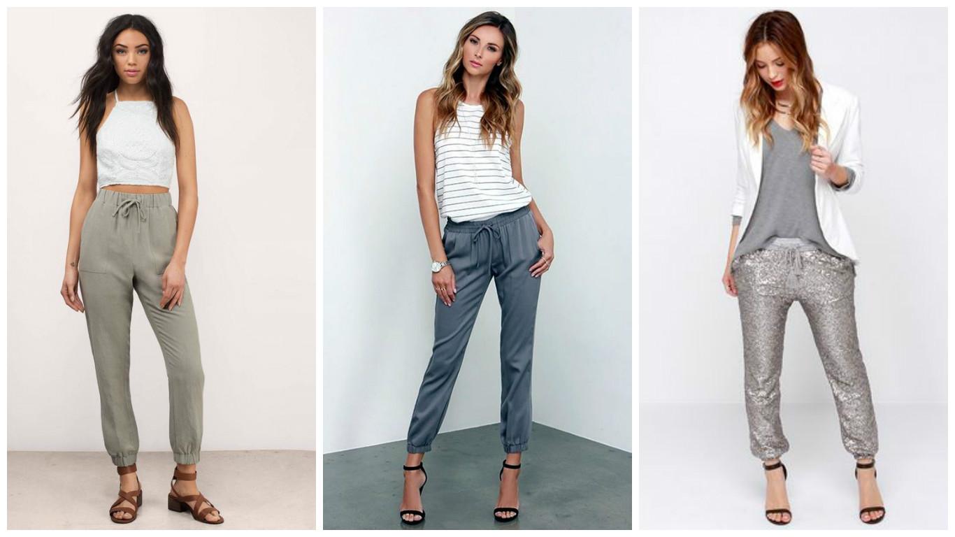 Разновидности брюк