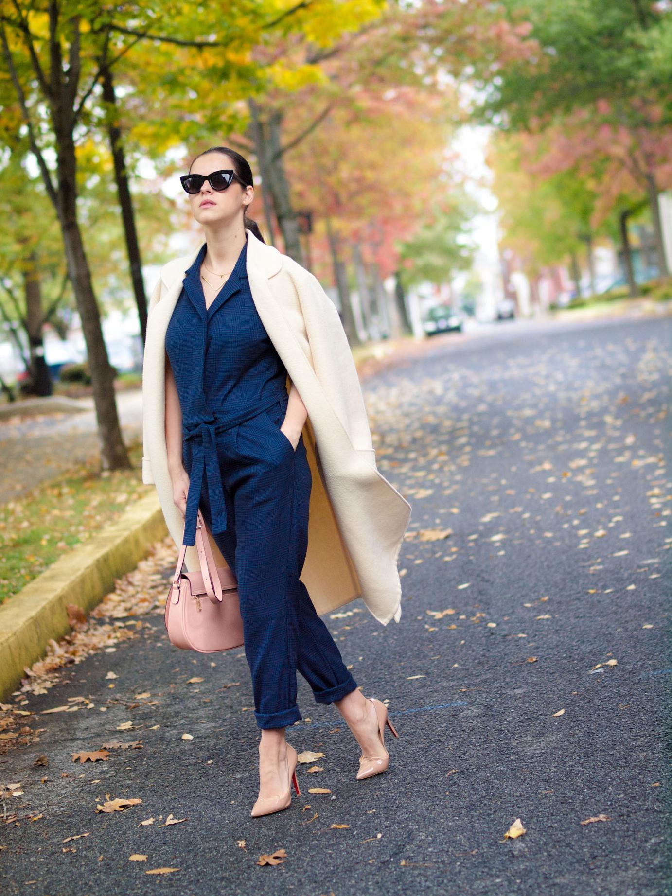 С чем носить комбинезон: сезонный фактор
