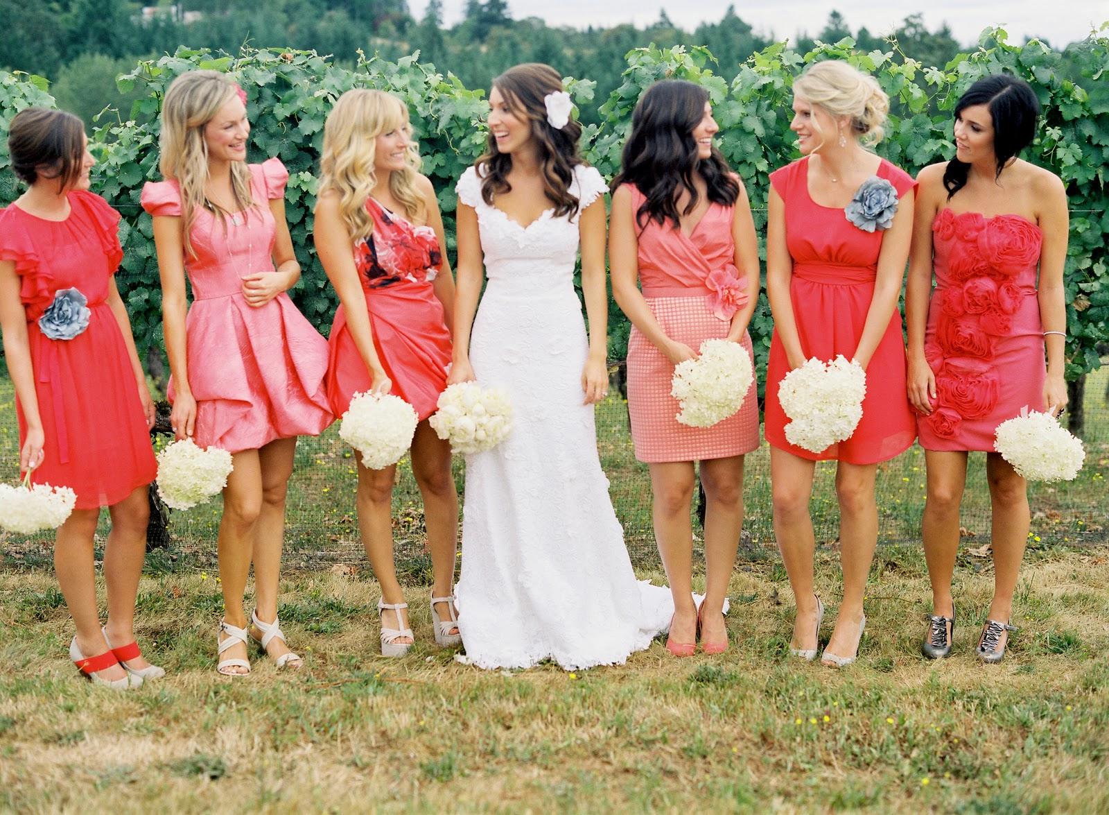Что одеть на свадьбу, с фото