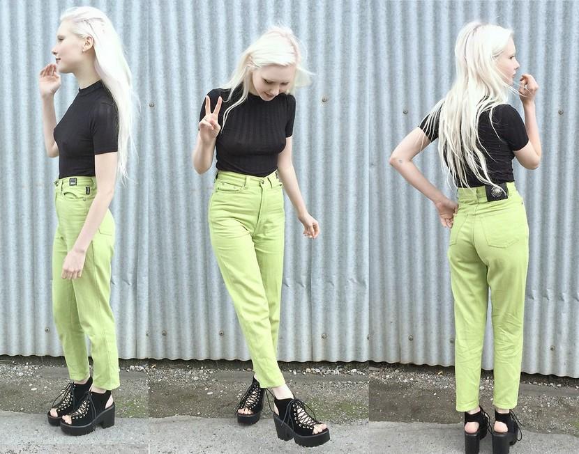 Mom-jeans — хит сезона